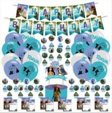 Raya and The Last Dragon Party Supplies,Raya and The Last Dragon Birthday and -