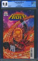 Cosmic Ghost Rider 5 (Marvel) CGC 9.8 White Pages Donny Cates story Lim Variant