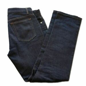 A.P.C. New Cure H Five Pocket Stone-Washed Men's Denim Jeans Casual Wear