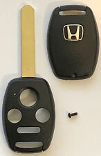 HONDA  Remote Head Key SHELL 4 BUTTON WITHOUT CHIP HOLDER Top Quality