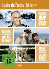 Louis de Funes - Edition 4 # 3 DVD Box