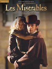 Les Miserables Sheet Music Selections from the Movie Piano Solo Select 000119491