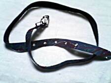 ceinture femme tissu - motifs bariolés - 99 cm