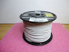 Alpha 5858 1000ft 16 AWG Silver Plated TFE Hookup Wire 1000' MIL-W-16878E