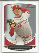 Jesse Biddle Philadelphia Phillies 2013 Bowman Draft Top Prospects