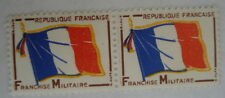 TIMBRES REPUBLIQUE FRANCAISE * FRANCHISE MILITAIRE *