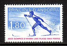 Andorre, French - 1980 Olympic Games Lake Placid Mi. 304 MNH