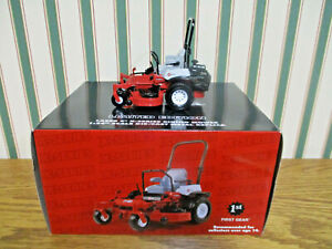 Exmark Lazer Z X-Series Zero Turn Lawn Mower By First Gear 1/24th Scale