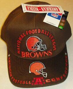 Cleveland Browns Vintage Original 90s Strapback hat Kosar Slaughter Mecalf years