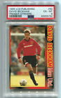 1995 LCD Publishing Premier Man U. 62 David Beckham RC Rookie Card PSA 6 EX-Mint. rookie card picture
