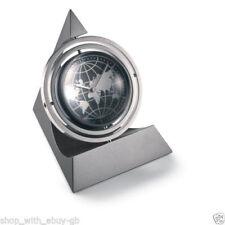 Orologi da tavolo in argento a batteria in metallo