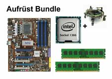 Aufrüst Bundle - MSI X58 Pro + Intel i7-960 + 8GB RAM #100226