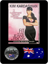 Kim Kardashian: Fit in Your Jeans by Friday - Ultimate Butt Body Sculpt (DVD)