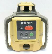 Topcon RL-H4C Long-Range Self-Leveling Construction Laser body only no remote