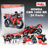 1:12 Scale HONDA CBR 1000 RR Motorcycle Model Assembly DIY Toys Collectible Gift