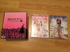Sex And The City Complete Box Set & Both Movies