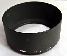 Original Nikon HN-28 lens hood screw in type AF Nikkor 80-200mm f2.8 ED Genuine