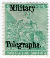 (I.B-BOB) Cape of Good Hope : Military Telegraphs 1/-