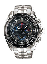Casio Ef550rbsp - 1av Stainless Steel Red Bull Edition Men's Watch UK