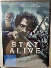DVD Stay Alive - Überleben um jeden Preis - neuer Artikel in ungeöffneter OVP