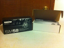 SHURE SM58-LC SM 58 Dynamic Vocal Professional wired Microphone Brand New Mic