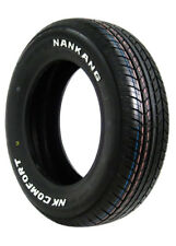 215/50R13 85T Nankang N729 Tyres -Featuring Raised White Lettering - Brisbane