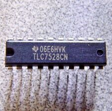 TLC7528CN -  Digital to Analog Converter, 8 bit, 10 MSPS (K)