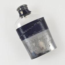 James Dixon & Sons Flask - versilbert - Silber EPBM - Flachmann - Taschenflasche