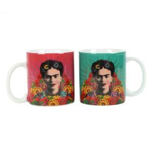 Frida Kahlo - Espresso 2 x Cup Set - Brand New & Boxed