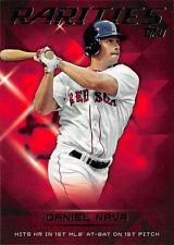 2015 Topps Rarities #R3 Daniel Nava > Boston Red Sox
