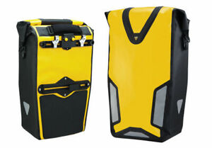 Topeak Bike Bicycle Pannier Dry Bag Dx Yellow (Each)