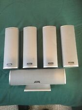 Divinci D-6 140W Home Theater Speakers, Set of 5