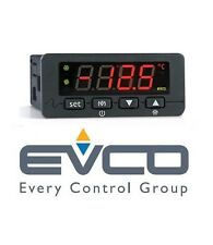 EVCO EVK203P7VXS LOW TEMPERATURE DIGITAL CONTROL / CONTROLLER FOR FREEZER ROOM