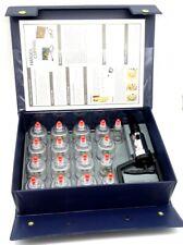 Hansol Buhang 17pcs Cup Massage Professional Cupping Set