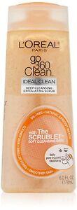 Loreal Go 360 Ideal Clean Deep Cleansing Exfoliating Scrub 6 OZ