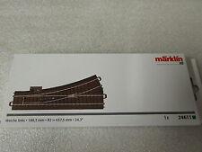 Märklin 24611 H0 - Weiche Links fürs C- Gleis Neuware