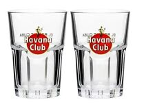 Havana Club Glass X2 New