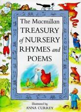The Macmillan Treasury of Nursery Rhymes and Poems,Anna Currey
