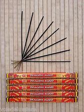 ENCENS SANG DE DRAGON (Dragons Blood - sangre de dragón) Lot de 5  Boites de 8