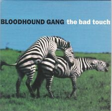 Bloodhound Gang - The Bad Touch - CD (5 x Track Card Sleeve)