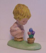 Betsey Clark Flowers Tulips Vintage Little Gallery Hallmark
