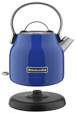 KitchenAid Stainless Steel Electric Water Tea Kettle KEK1222TB Twilight Blue