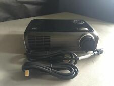 OPTOMA HD65 HD 720P HOME THEATER DLP PROJECTOR, WITH NEW OPTOMA FACTORY LAMP!!!