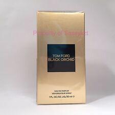 1 oz. / 30 ml TOM FORD BLACK ORCHID EAU DE PARFUM spray New & Sealed!