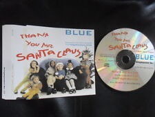 Blue/Thank you Mr. Santa Claus Austria 1999 Christmas 3-Tr./MCD