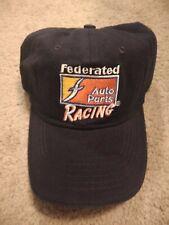 Federated Auto Parts Racing Hat Cap Nascar Racing. New