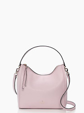 Kate Spade Charles Street Small Haven Over Shoulder Bag Purse NWT Pout Pink RARE