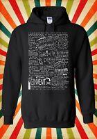 Panic At The Disco Band Lyric Retro Men Women Unisex Top Hoodie Sweatshirt 1875