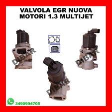 VALVOLA EGR NUOVA FIAT GRANDE PUNTO 1.3 D MULTIJET DAL 05 KW55 CV75 199A2000 65