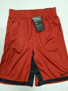 "Nike 8"" Dry Short Trophy, Dri-FIT Boys' training shorts, Athletic shorts XL"
